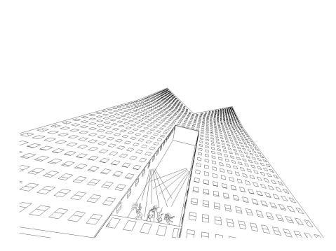 korn building